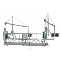 Buy cheap Industrial Suspended Scaffolding Maintenance Cradle With Hoist 2.2kw 2.5M*3 Sections from wholesalers