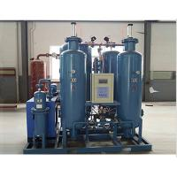 Best 108.66KW Power PSA Nitrogen Plant / Nitrogen Gas Plant 90% - 93% Purity wholesale