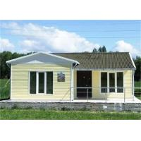 Best Blue And White Prefab Diy Modified Container House Portable EPS Panels wholesale