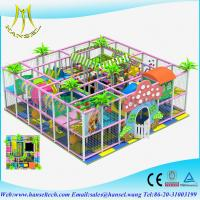 China Hansel hot sale indoor playground equipment for kids on sale