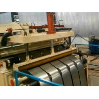 China Full Automatic Stainless Steel Slitting Lines High Speed 120m/min on sale