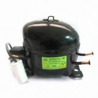 China R600a Refrigeration Compressor with Refrigerant and 1.68W/W COP on sale