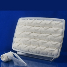 Buy cheap Unisex Square 25cm Airline Plain Towel from wholesalers
