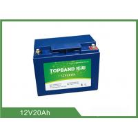 Best 12V Medical Equipment Batteries Long Lifespan TB1220F-S115A_00 wholesale