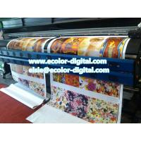Best Latest Upgrading! Three Heads 3.2m Epson Sign making bill board PVC flex display canvas printing machine wholesale