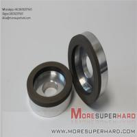 Best 6A2 Resin Bond Grinding Wheel Diamond CBN Cup Easy Recondition Industrial Alisa@moresuperhard.com wholesale