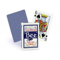 Buy cheap Flexible Bee No. 92 Marked Playing Cards For Gambling Cheating / Magic Show product