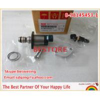 Buy cheap DENSO Original Suction Control Valve SCV 8-98145453-1 from wholesalers