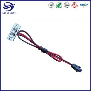 China LED Module Injector Wire Harness with Lify Cable add 43020 Plug Connectors on sale