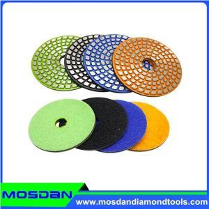 Best Metal Bond Dot Diamond Polishing Pads wholesale