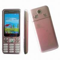 Best GSM Double-frequency Digital Mobile Phones/Qwerty Dual-SIM Card Phones with Touch Color Screen wholesale