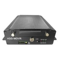 Best 4G / 3G WIFI HDD Mobile DVR With VGA And Alarm Port For Truck Three Channels wholesale