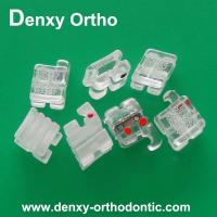 Buy cheap Denxy Dental Ceramic bracket Quality Dental China Products Ortho Brace Dental Brace Orthodontic product