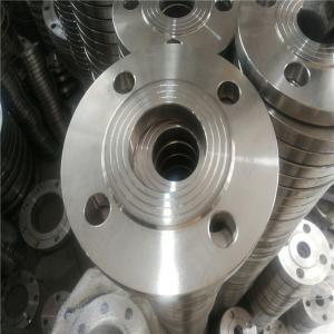 Best 25mm 100mm 4 Inch Stainless Steel Flange Pn16 DIN 2573 PN6 DIN 2576 PN10 Sa182 F316l F304l wholesale