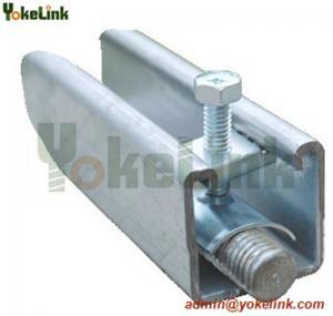 Best Strut channel seismic bracing fittings of V threaded rod stiffener wholesale