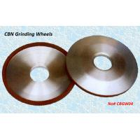 Best Resin Bond CBN Grinding Wheels - CBGW04 wholesale