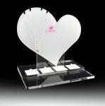 Best Acrylic Jewelry display set wholesale
