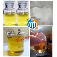 China Purity Anabolic Steroid Powder Sustanon 350 Strong Anabolic Effect wholesale