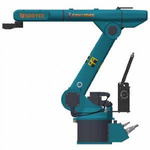 High Reliability Pneumatic Pick And Place Robot , Economical Mini Robot Arm