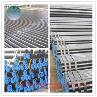 China DIN17175 / ASTM A106 / DIN1629 Seamless Pipes For Oil Pipe , Pipeline , Structure Seamless Tube on sale