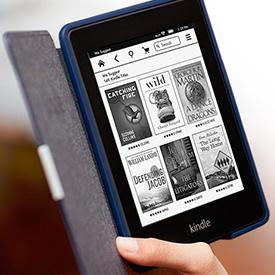 7 inch portable ebook reader