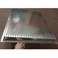 Best FDA Stainless Steel Oven Mesh Trays for fruit drying ,size customized wholesale