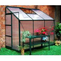 Best 6.3X8FT aluminum Greenhouse with spring clips wholesale