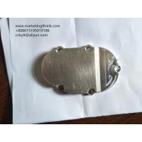 China aluminum CNC milled gearbox with sanding surface on sale