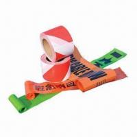 Best PE warning tape, non-adhesive wholesale