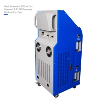 Best Movable Gas R134a Charging Car AC Recharge Machine 680B LCD Display wholesale