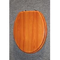 China wood looking toilet seat covers wooden toilet seats on sale