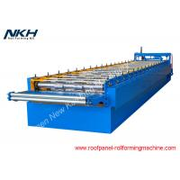 Best Easy Operate Trapezoidal Sheet Roll Forming Machine 820 Type For PPGL Color Steel Steel wholesale
