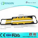 Best Carbon Fiber Adjustable Scoop Style Stretcher Lightweight with Belts wholesale