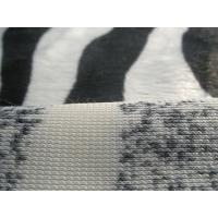 Best One Side Plush Felt Fabric By The Yard ~5mm Pile Height Oem Service wholesale