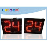 Best Multi Functional Basketball Game Clock , LED Shot Clock For Basketball wholesale