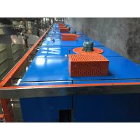 Woven And Knit Fabric Stenter Machine Hot - Air Circulation Oven Reduce  Cost