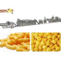 Best 70KW Snack Food Extruder Machine / Snacks Making Machine For Core Filling Bars wholesale