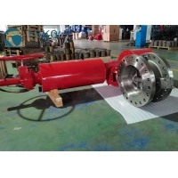 Best Pneumatic Operated Butterfly Valve Dual Offset Spring Return wholesale