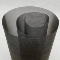 China Corrosion Resistant Industrial Filter Mesh For Chemical / Mechanical / Oil Filtering on sale