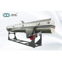 China Rectilinear Vibrating Fluid Bed Dryer Stainless Steel Boiling FD - ZLG for all materials on sale