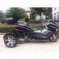 Best EEC-certified Motorcycle Trike, 300cc with CDI Ignition Type and 12L Fuel Capacity wholesale