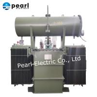 Buy cheap High Efficiency Oil Immersed Type Transformer 11kV - 2500kVA DYN11 Safety from wholesalers