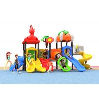 Best Durable Anti UV Multi Color Plastic Playground Equipment With CE Certificate wholesale