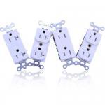 Best Tamper-resistant receptacle, NEMA 5-15R,NEMA 5-20R wholesale