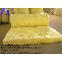 China Heat insulation Glass Wool Blanket in China on sale