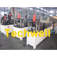 Best 2 In 1 C / U Stud Roll Forming Machine For Light Weight Steel Truss wholesale