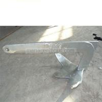 China Bruce Plough Type Marine Mooring Stainless Steel Anchor on sale