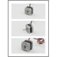 China 35 mm Unipolar / Bipolar Two Phase Stepper Motor , CNC Stepping Motor on sale