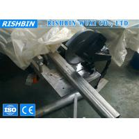 Round Portable Downspout Roll Forming Machine