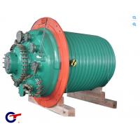 Best 20000L Half Pipe Jacketed Vessel with corrosion resistance and mechanical property wholesale